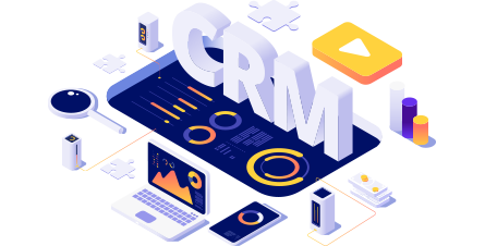 CRM and it's ecosystem of technologies